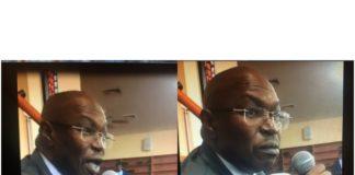 Dr Ousmane Kaba du Pades aux États-Unis