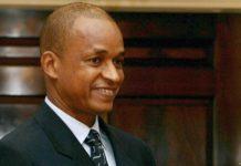 Cellou Dalein Diallo président de l'UFDG
