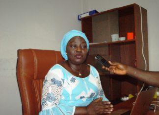 Aminata Touré candidate indépendante de Kaloum