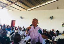 Conakry-c'était au cours de l'assemblée générale du principal parti de l'opposition, l'UFDG que le Chef de file est revenu sur l'arrestation de Grenade, à l'état civil, Boubacar Diallo.