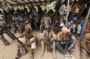 Des Donzo guinéen