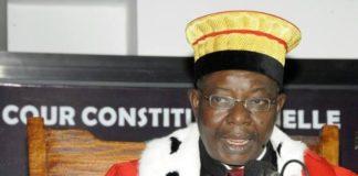 Kéléfa Sall, président de la cour constitutionnelle de Guinée