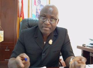 Lansana Komara, secrétaire permanent du Rpg-arc-en-ciel
