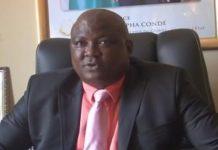Commandant Sékou Resco Camara ancien gouverneur de Conakry