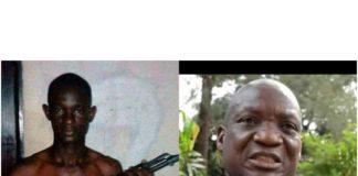 Boubacar Diallo grenade et Sékou Souapé Kourouma