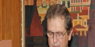 L'ambassadeur de Russie en Guinée Alexandre Brégaszé