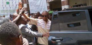 Siaka Barry ancien ministre et coordinateur du mouvement génération débout
