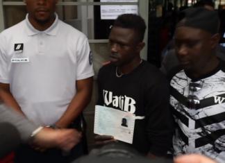 Mamoudou Gassama a rèçu son titre de séjour en france