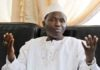 Ahmed Tidiane Souaré ancien premier ministre de Lansana Conté