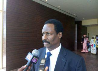 Cheick Taliby Sylla, Ministre de l'Energie et de l'Hydraulique