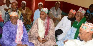 Cellou Dalein Diallo, Chef de file de l'opposition à labé avec les religieux