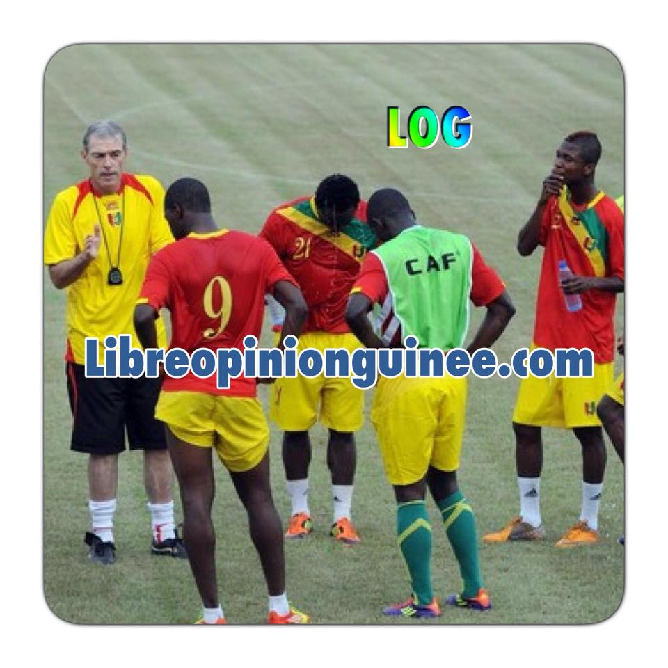 photo syli national de guinee