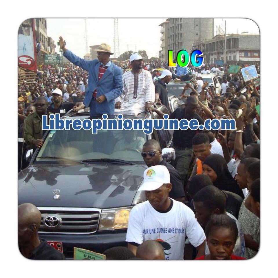 photo opposition guinéenne