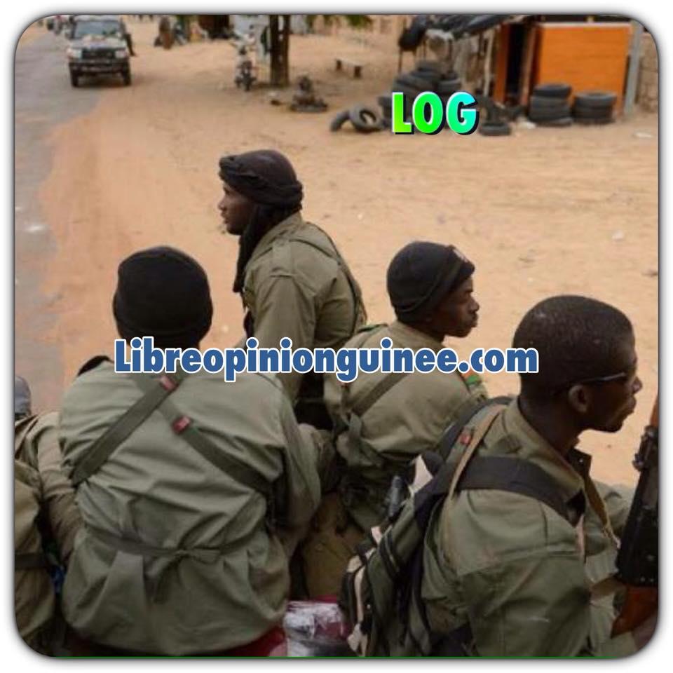 photo militaire mali