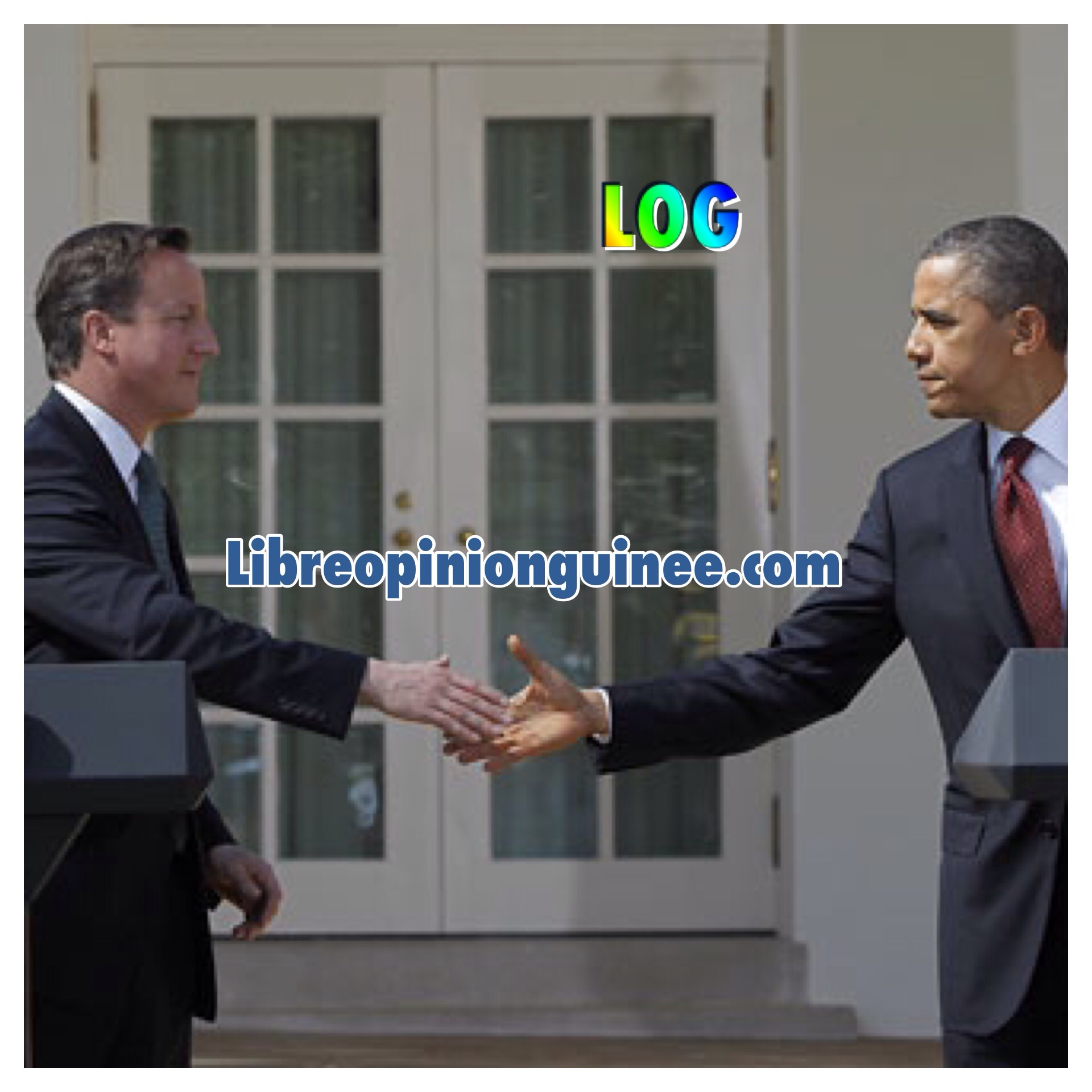 Photo Obama Cameron