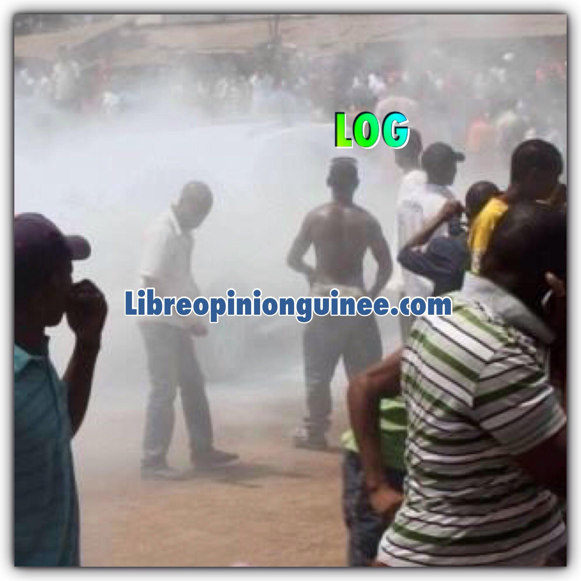Photo manifestation anti Ebola