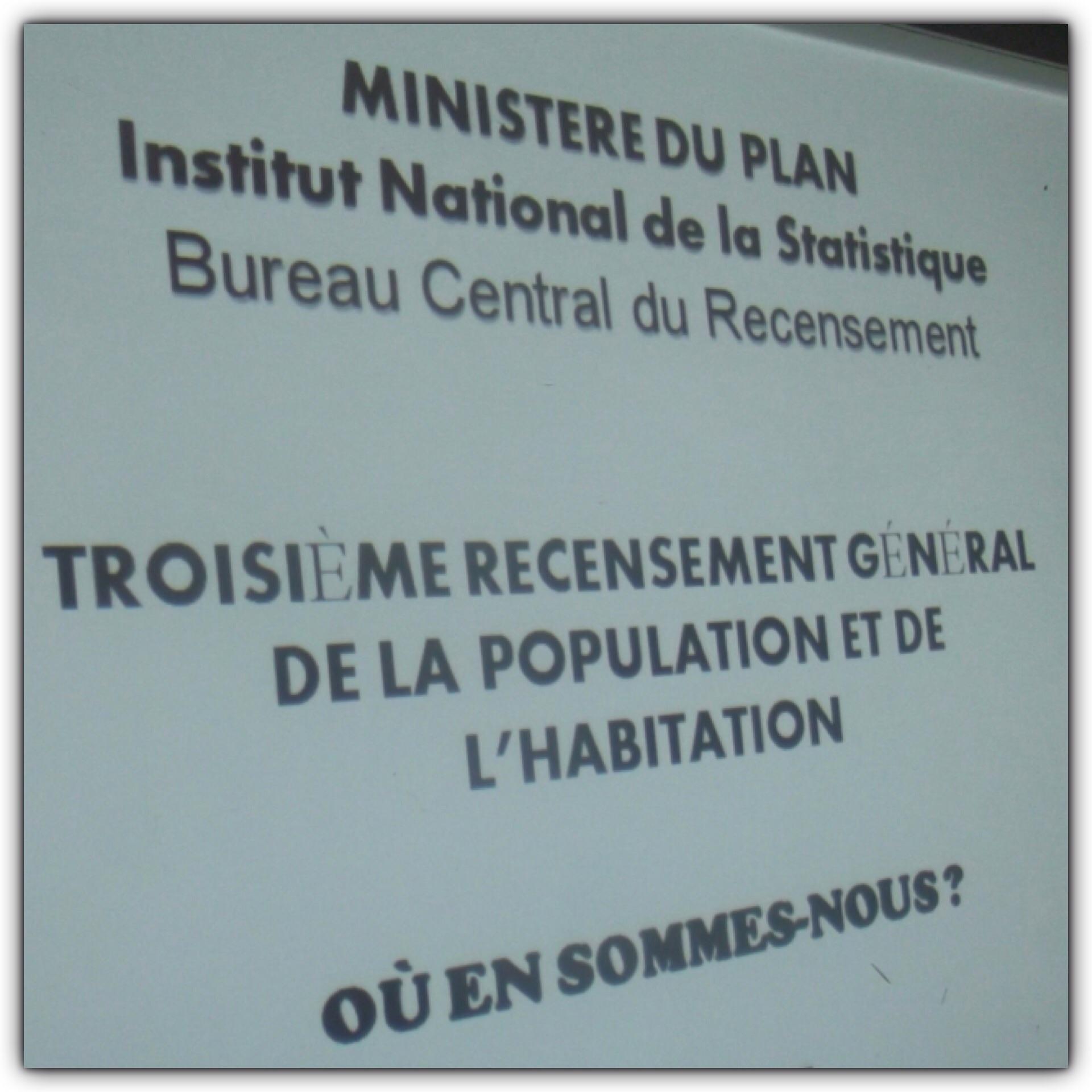 Photo ministère plan