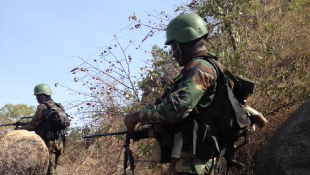 Photo l'armée tchadienne