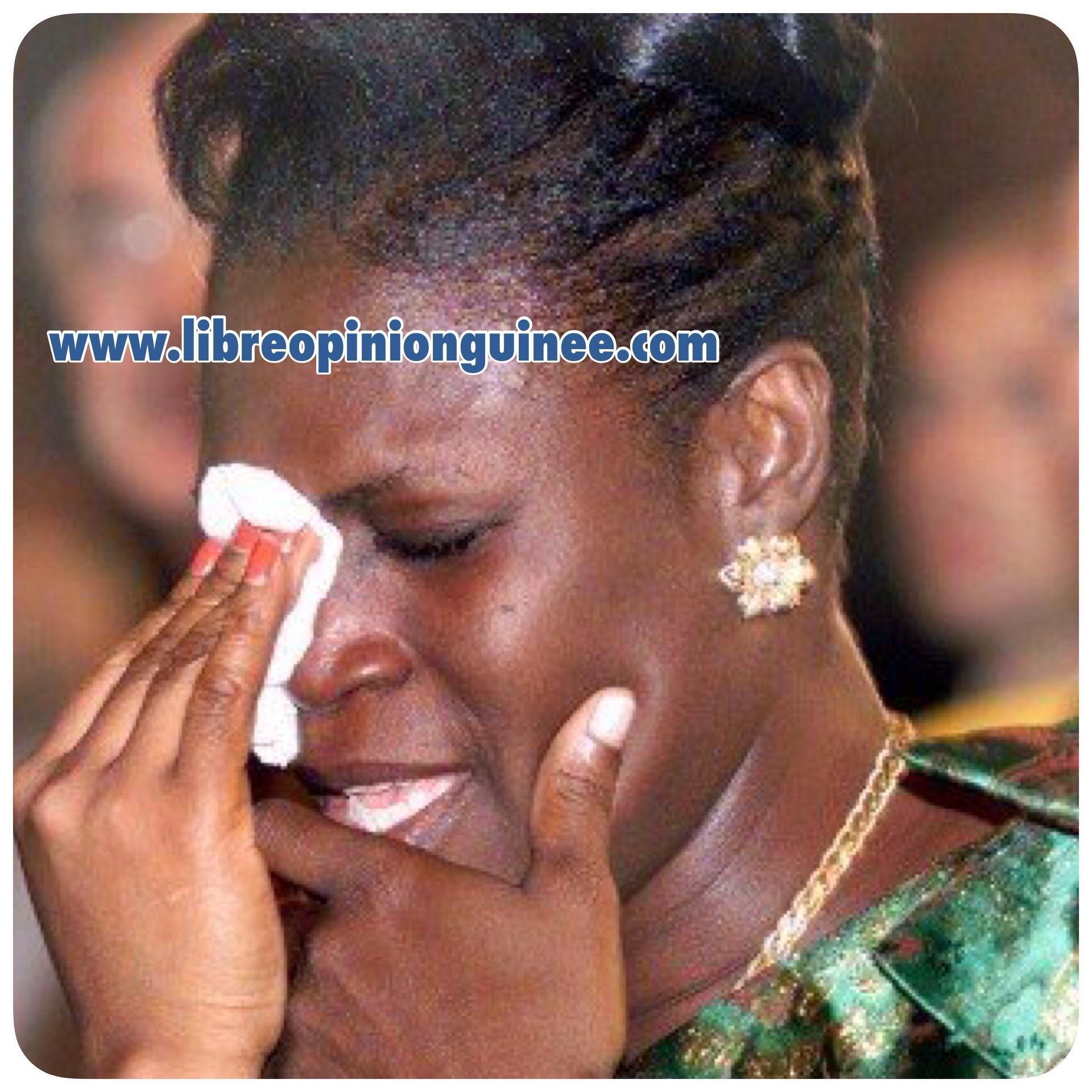 Photo Simone Gbagbo