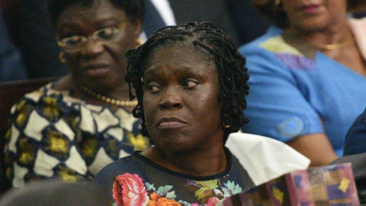 10 ans de prison requis contre Simone Gbagbo