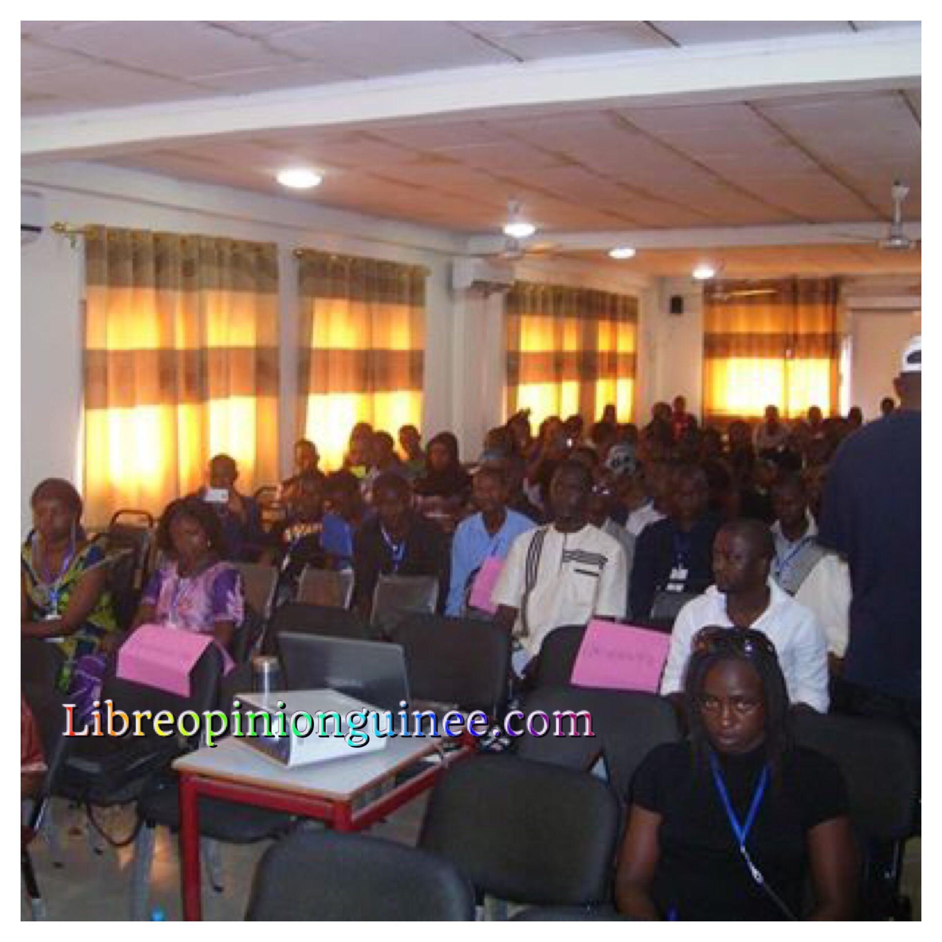Photo Ecole obasanjo Guinée