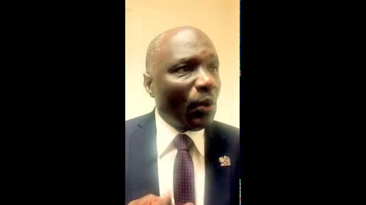 Amadou Diouldé Diallo journaliste sportif
