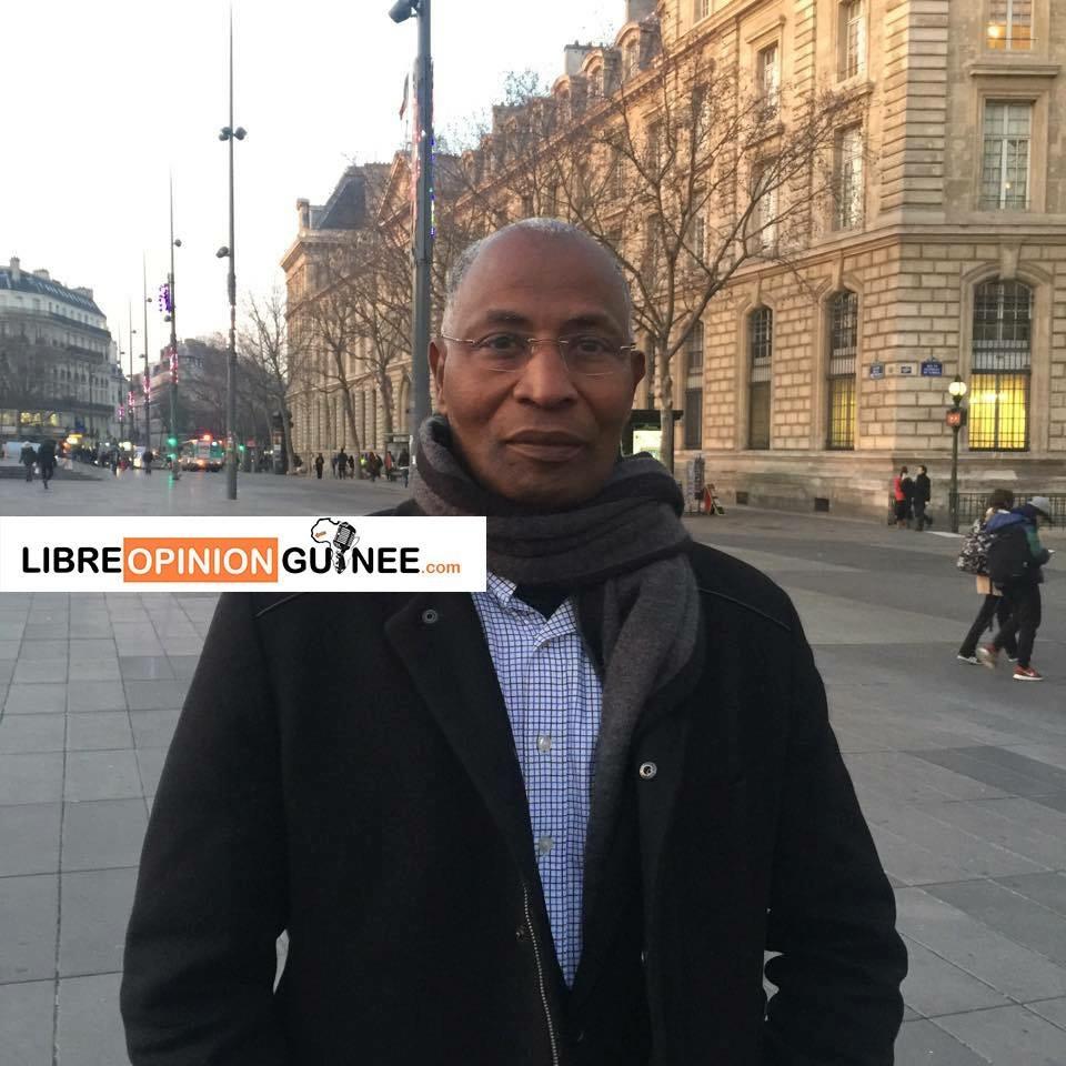 Bah Oury Ufdg à Paris