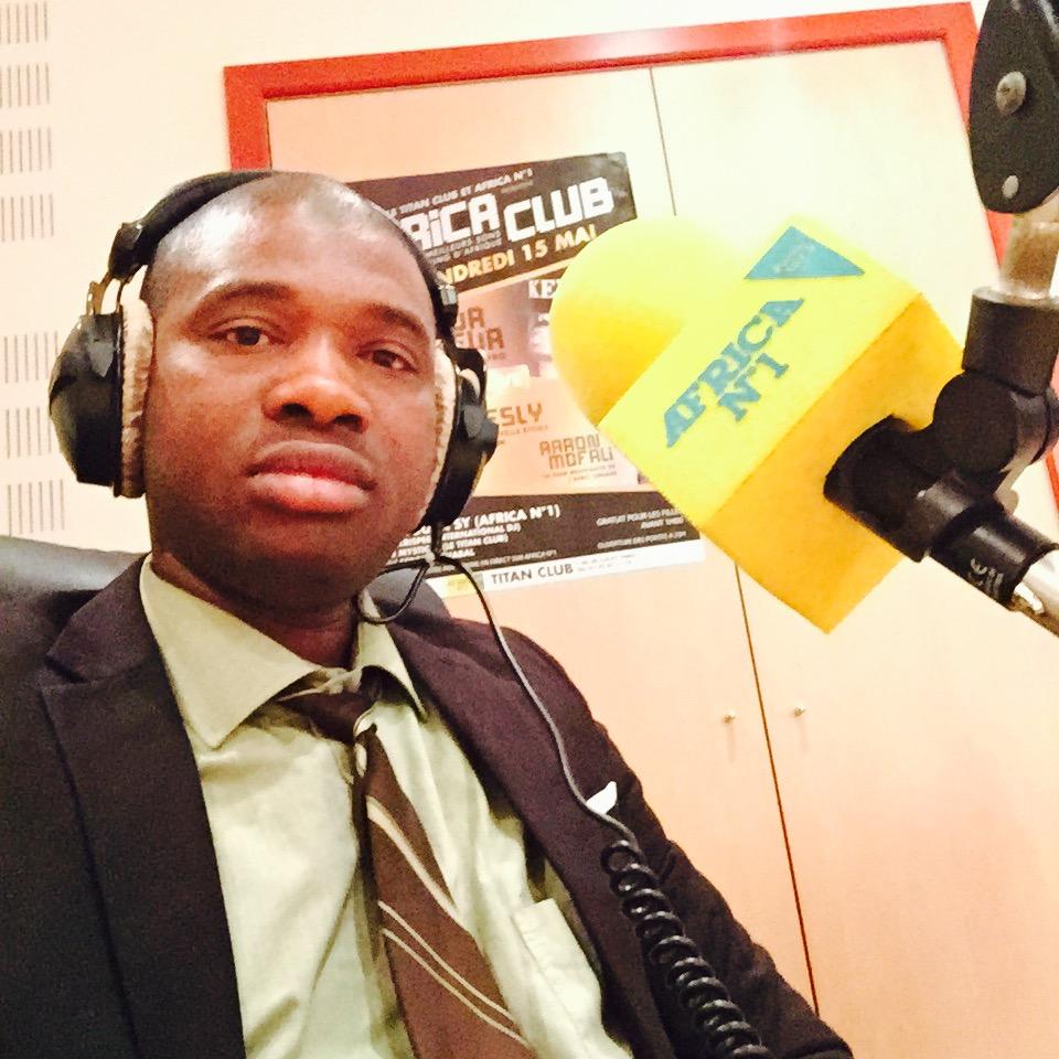 Macka Balde NFD AFRICA NO1