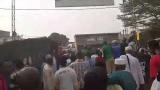 Libreopinionguinee , incident au siège de l'ufdg. arrivée de Cellou Dalein