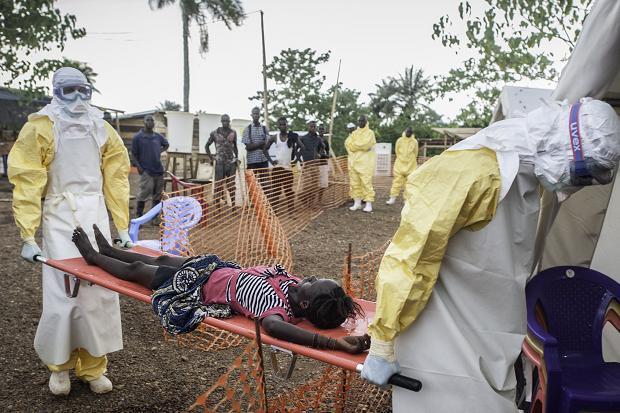 Ebola Guinée