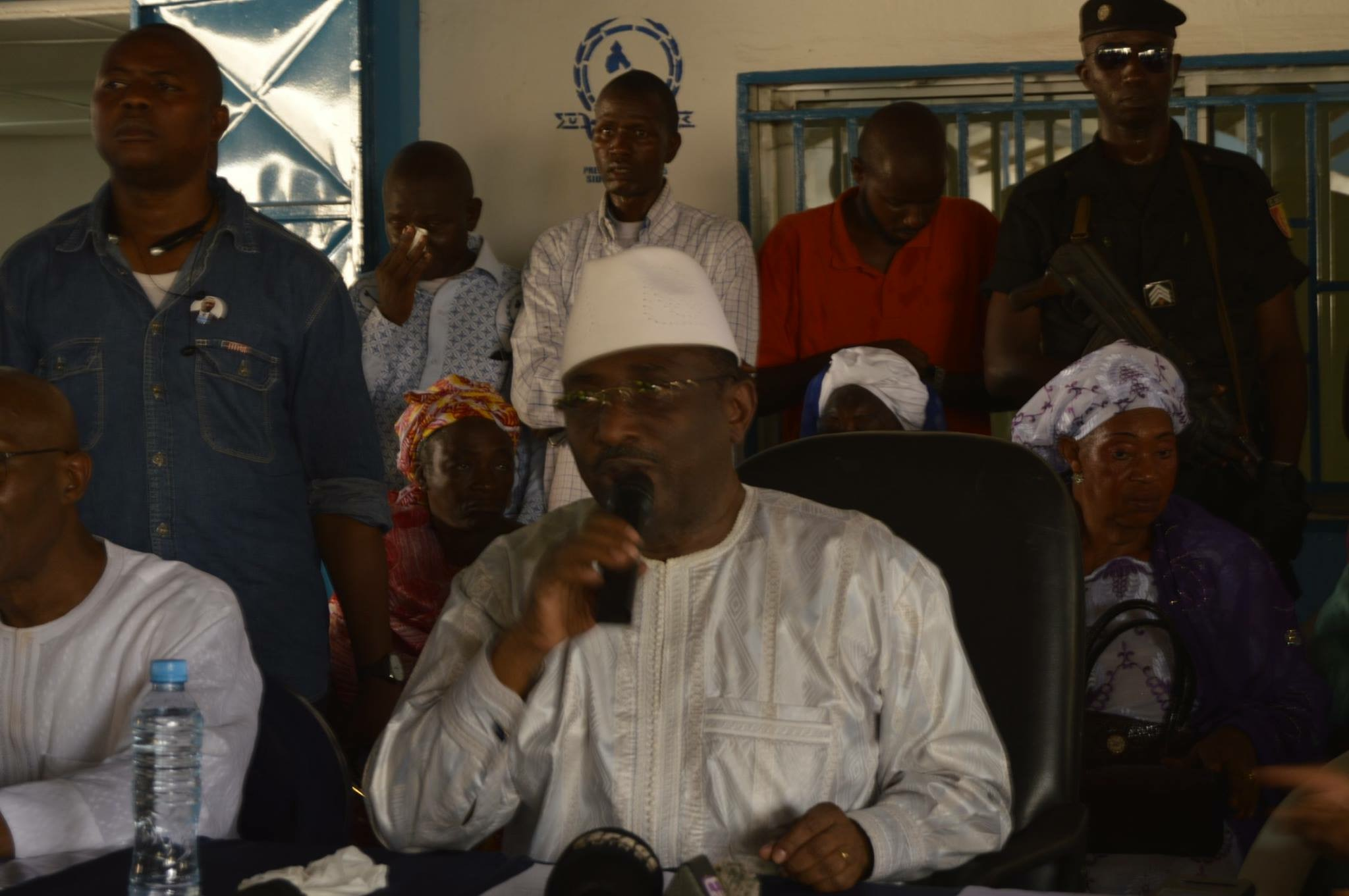 Sidya Touré UFR