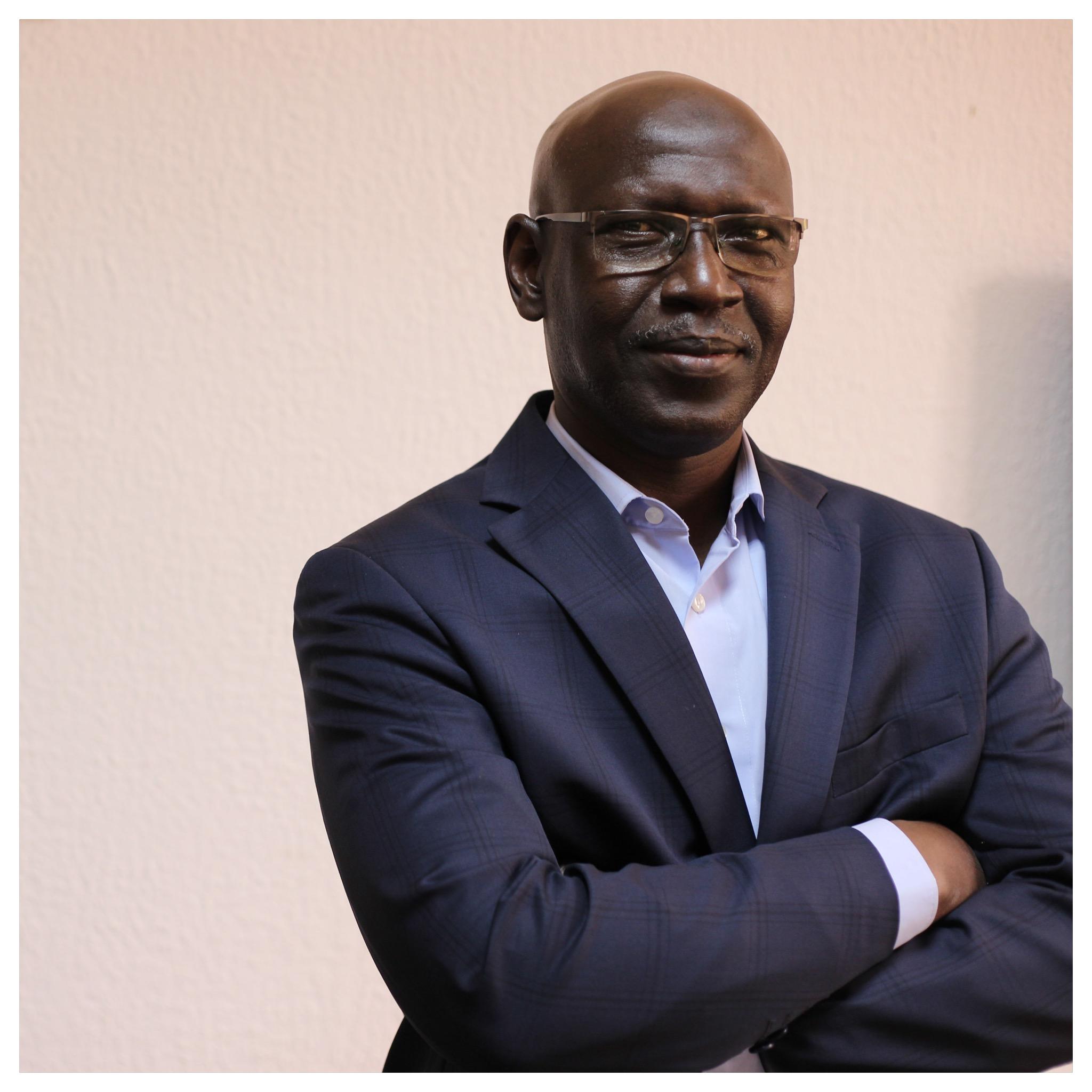 Kaba Guiter patronat Guinée