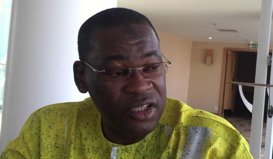 libreopinionguinée.com, interview avec Papa Koly Kourouma du FUD à PARIS