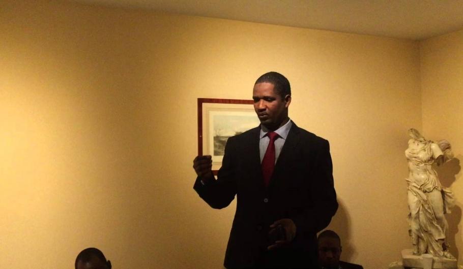 Libreopinionguinee.com, retraite de NFD à Bruxelles, voici la conclusion de Mouctar Diallo, par Macka Balde.