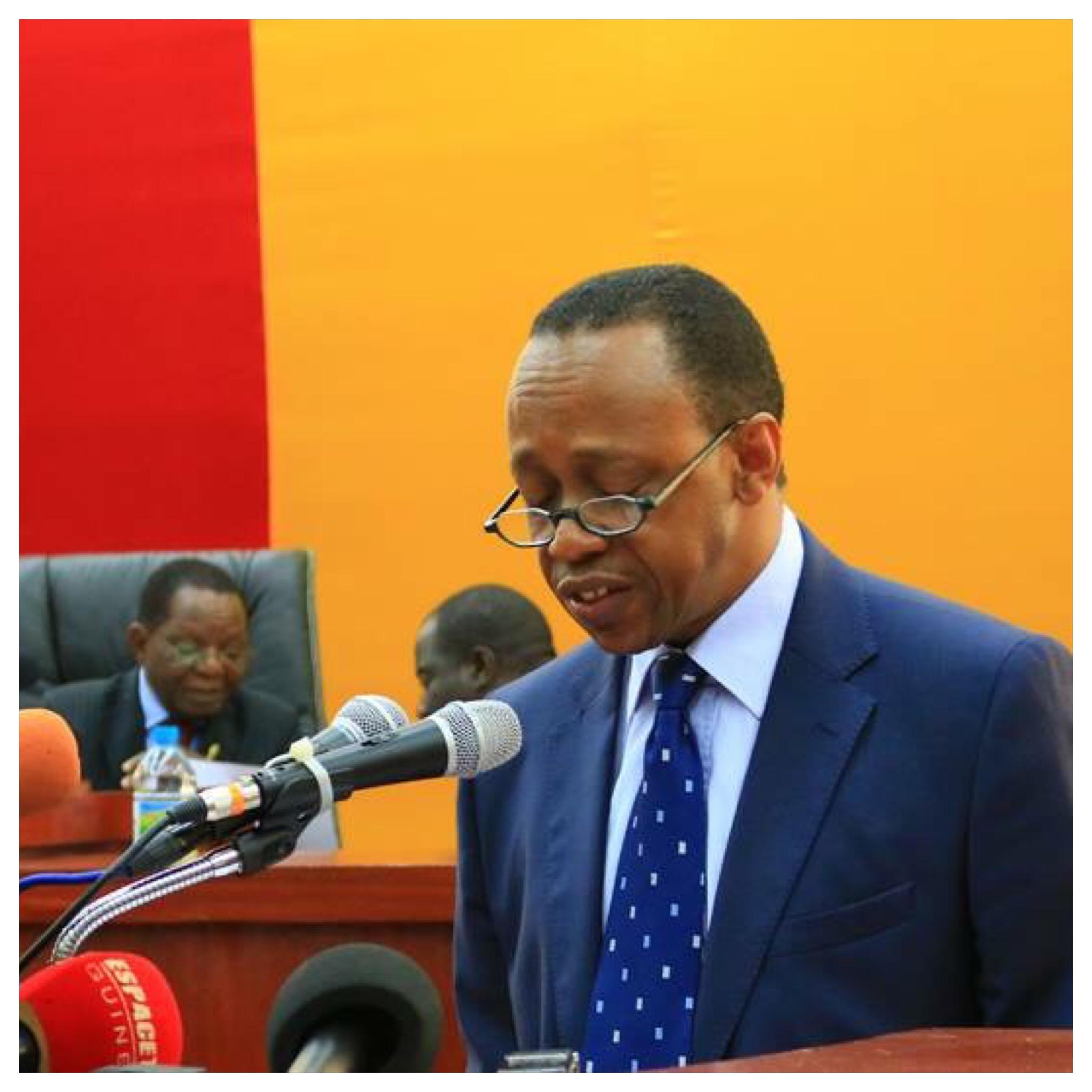 Mamady Youla premier ministre guinéen