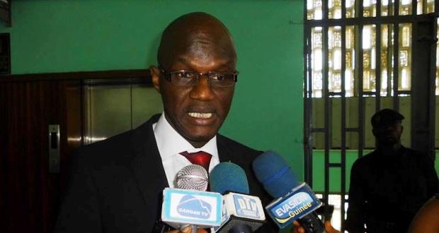 Ibrahima Kourouma guinee