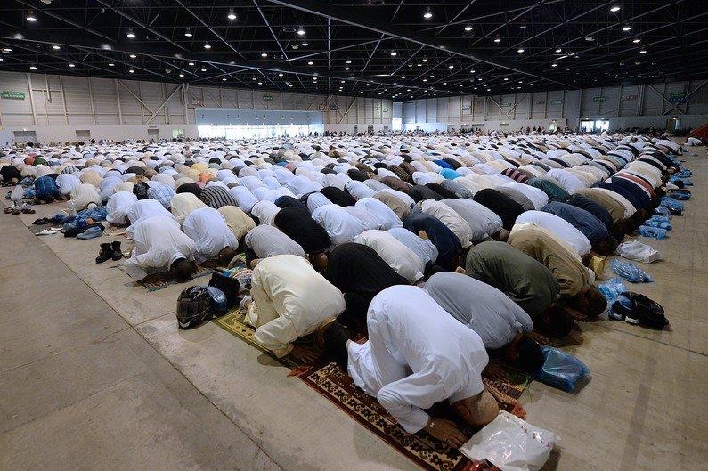 Fidèles musulmans de France