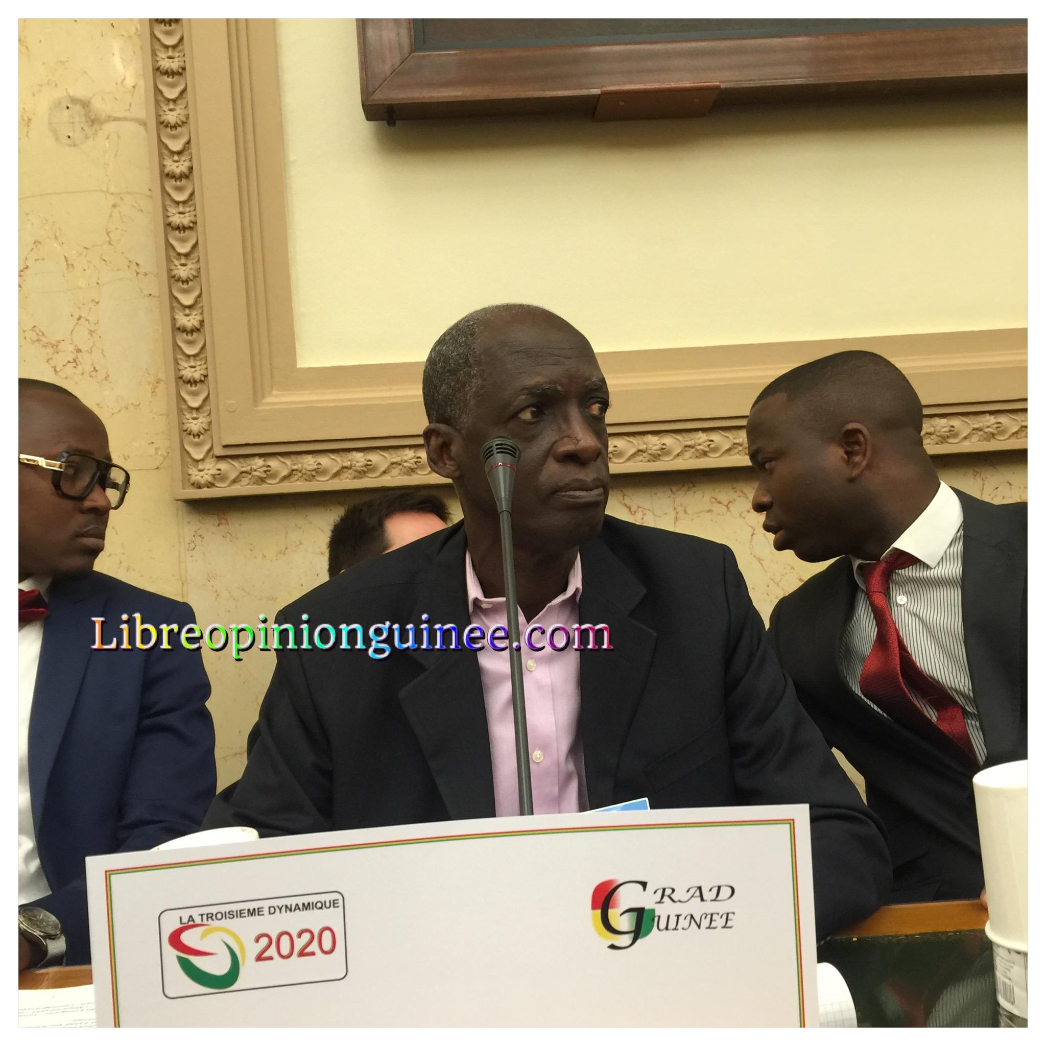 Mamadou Baadicko bah UFD
