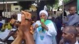 Libreopinionguinée, Halimatou Dalein en action au siège de l'ufdg