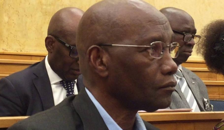 Libreopinionguinee, Paris, Mamadou Bah Baadicko de l'UFD à l'Assemblée Nationale Française