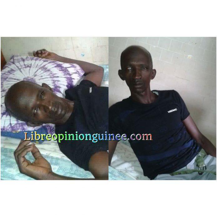 Garde du corps de Cellou Dalein Diallo ufdg