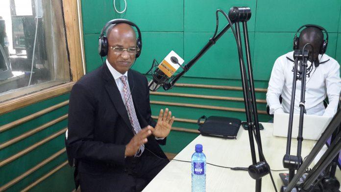 Elhadj Cellou Dalein Diallo ufdg à Sabari Fm