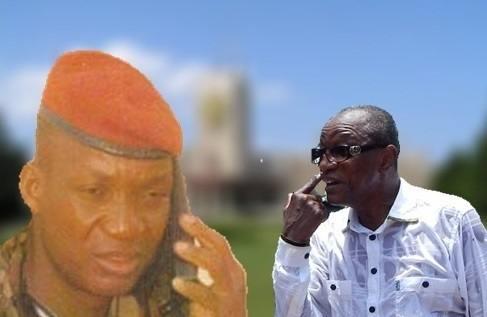 Sekou Souape et Alpha Conde