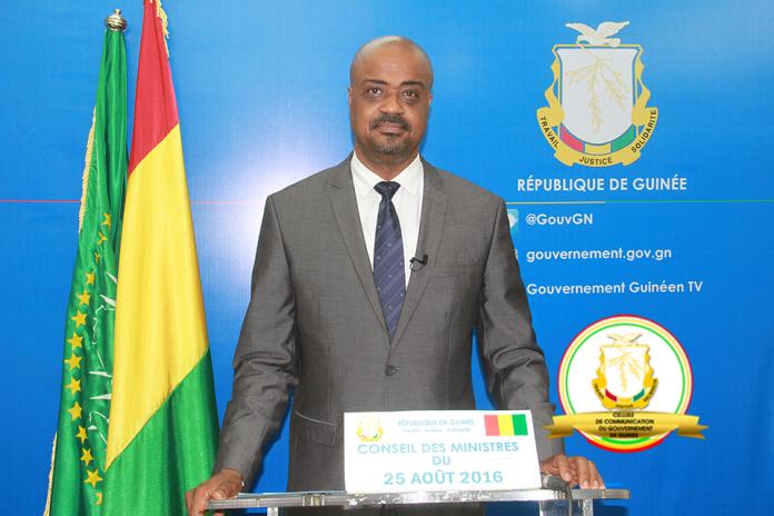 Albert Damantang Camara Guinee
