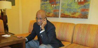 Elhadj Cellou Dalein Diallo ufdg au Telephone