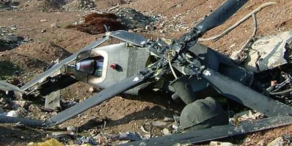 Crash hélicoptère images d'archives