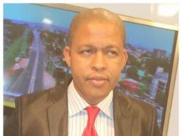 Saidou Diallo journaliste RTG