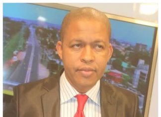 Saidou Diallo journaliste RTG