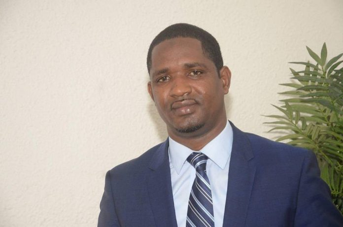 Mouctar Diallo President de NFD Guinée