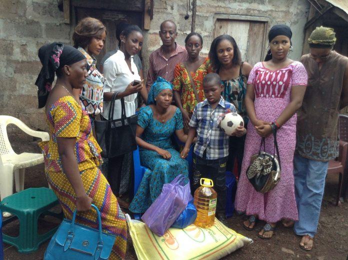 ONG de Moussa Yero